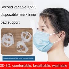 2020 <b>Disposable Mask Bracket</b> Inner Cushion 3d Support Artifact ...