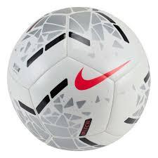 <b>Мяч футбольный NIKE Pitch</b> белый, р. 5 SC3807-103 — купить в ...