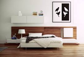contemporary master bedroom wooden style with bird background ornament and simple furniture bedroom modern master bedroom furniture