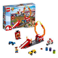 <b>Конструктор LEGO</b>® Disney Pixar <b>Toy Story</b> 4 10767 Трюковое ...
