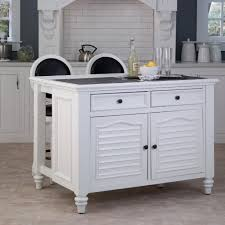 white kitchen island cart drop leaf