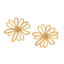 2019 2018 New Korean And Japanese <b>Style</b> Earrings <b>Contracted</b> ...