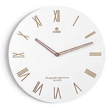 Yomioak Nordic Minimalist Wall Clock, Living Room ... - Amazon.com