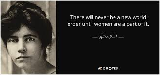 「Alice Stokes Paul, never be satisfied」の画像検索結果