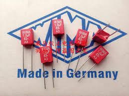 <b>2019 hot sale 10pcs/20pcs</b> Germany WIMA 63V 1.0UF 1UK 63V 105 ...