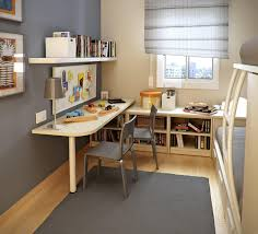 bedroom office combo ideas large white wooden cupboard black standing lamp white wall paint white drawers black swivel chairs slick bedroom office combo decorating ideas