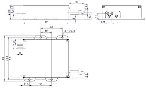 <b>808nm</b> 60W <b>High</b> Power Fiber Coupled Diode Laser K808DN1RN ...