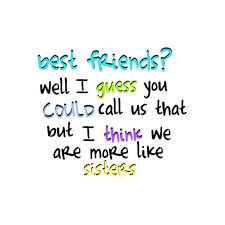bestfriend quotes on Pinterest | Best Friend Quotes, True Friends ... via Relatably.com