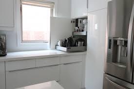 Kitchen Pantry Cabinet Ikea Ikea Hack Build Your Own Kitchen Appliance Garage