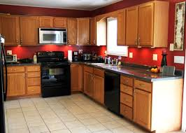 wall color ideas oak: best kitchen wall color ideas with oak cabinets  in with kitchen wall color ideas with