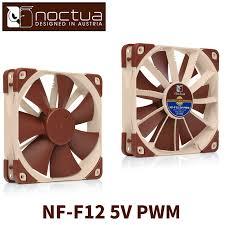 <b>Noctua NF NF F12</b> 5 В ШИМ 120 мм Процессор или радиатор ...
