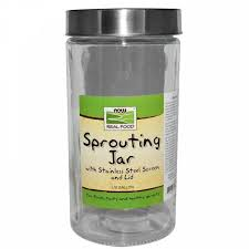 Now Foods, Sprouting Jar, 1,89 л (1 ... - Совместные покупки - Томск