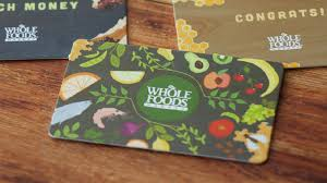 Why You Shouldn't Buy Whole Foods Gift Cards Online - Eater