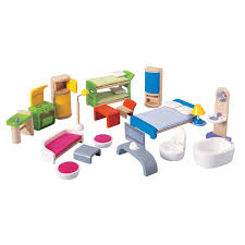 Plan Toys Wooden Dolls House Furniture   Baby Dolls IdeasMarvelous Plan Toys Dollhouse Furniture Wooden