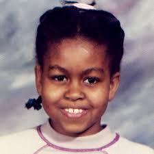 ... Escreveu: PS: Alguém já viu fotos dela quando criança ou adolescente? Essa é uma excelente pergunta. [Imagem: child-michelle-obama-400-19711.jpg] - child-michelle-obama-400-19711