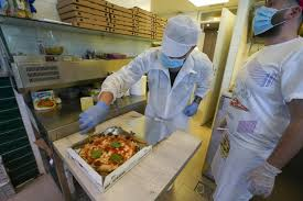 Naples' <b>beloved</b> pizza is back after <b>virus</b> shutdown eases