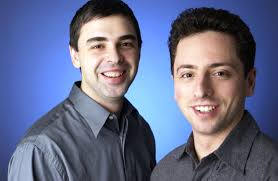 "The first day Larry Page met Sergey Brin, they got into a long argument. According to Page, they ""both really disliked each other."" - larry-page-sergey-brin"