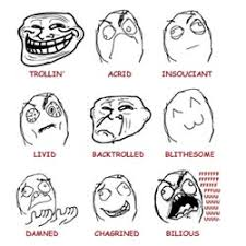 Rage Comics | Know Your Meme via Relatably.com