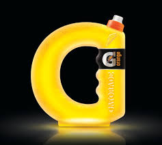 Gatorade G Bottle