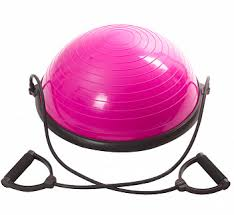 "<b>Полусфера Atemi</b> ""<b>Bosu</b> Ball"" <b>Atemi</b>, 58 см, арт. <b>ABS01</b> | Купить с ..."