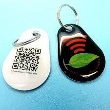 China 125kHz TK4100 <b>Waterproof Custom Logo Printing</b> RFID ...