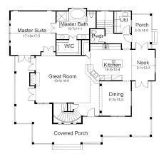 images about Build My House on Pinterest   One Story Houses    Small One Story House Plans   ONE STORY HOUSE PLANS WITH WRAPAROUND PORCHES Â  Unique House Plans  Almost perfect  I    d love bedrooms and full baths