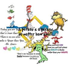 MOMMY-MORPHOSIS: Happy Birthday Dr. Seuss! Seuss quotes for kids ... via Relatably.com