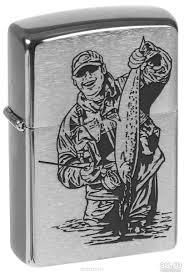 <b>Зажигалка Zippo</b> (Зиппо США) <b>Зажигалка Zippo</b> 200 <b>Fisherman</b> ...