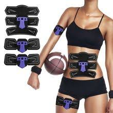 Abdominal Muscle Stimulator <b>Slimming Belt</b> Abdominal Muscles ...