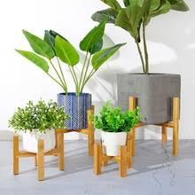 Деревянная <b>подставка</b> для растений, <b>подставка для цветочного</b> ...