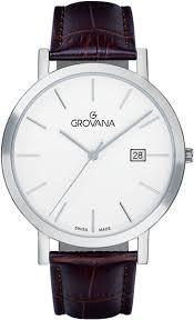 Швейцарские Наручные <b>Часы Grovana G1230</b>.<b>1933 Мужские</b> ...