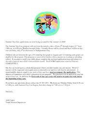 cover letter for child care  tomorrowworld cocover letter for child care