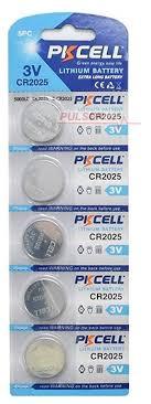 <b>Батарейка PKCELL</b> Lithium Button Cell <b>CR2025</b> — купить по ...