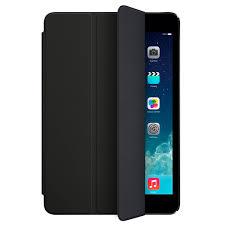 Купить Чехол для iPad <b>Apple</b> mini <b>Smart Cover</b> Black (MF059ZM/A ...