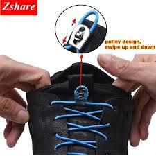 <b>1Pair</b> Quick <b>Shoelaces</b> Elastic No Tie Shoe <b>Laces</b> Round Sneakers ...