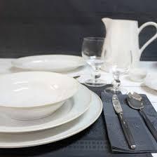 <b>Тарелка</b> для салата Costa Nova <b>Astoria</b> White <b>23 см</b>