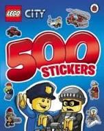 LEGO CITY: 500 Stickers Activity Book, Книги на английском языке ...