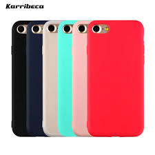 цвет конфеты анти-палец <b>силиконовый бампер</b> для iphone 6s ...