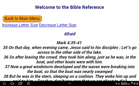 quick bible reference android apps on google play quick bible reference screenshot