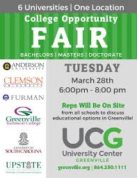 college opportunity fair degrees near sc college opportunity fair