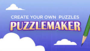Welcome to Discovery Education's Puzzlemaker! Create crossword ...