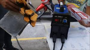 <b>Riland</b> ARC250CT DC <b>Welder</b> With VRD Feature Function ...