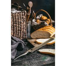 <b>Нож кухонный Samura REPTILE</b> SRP-0055/K, для хлеба, 235 мм ...