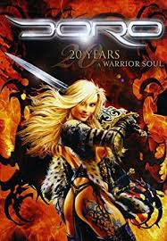 <b>Doro</b> - <b>Warrior Soul</b> Winter Edition - 20th Anniversary: Amazon.co.uk ...