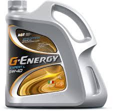 <b>G</b>-<b>Energy Expert</b> L 5W-40 :: <b>Моторные масла G</b>-<b>Energy</b> ...