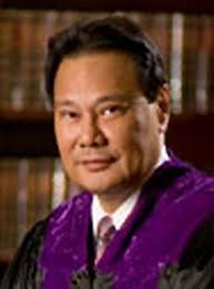 Renato C. Corona. THE ANOINTED ONE. Supreme Court Chief Justice Renato C. Corona (Wikipedia). By Kirstin Jello Bernabe and Alexandra Gabrielle Francisco - Corona