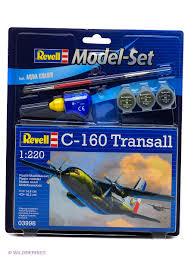 Набор со <b>сборной моделью</b> Военный <b>Самолет</b> Транспорт ...
