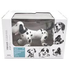 Обзор <b>радиоуправляемой робот</b>-<b>собаки HappyCow</b> Smart Dog от ...