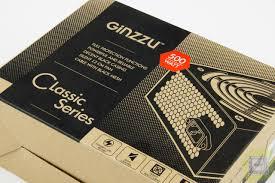 Обзор <b>блока питания GiNZZU</b> CB500 (500 Вт) GreenTech_Reviews