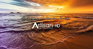 Professional Printing for Your High Definition Art from ArtisanHD